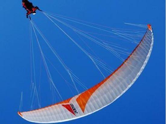 Obrázek Paragliding tandem - Akrobatický let